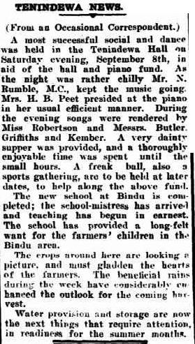 Bindu school closure geraldton guardian clipping