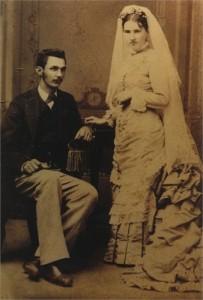 Henry Job Stafford and Harriet Isobel Stratford
