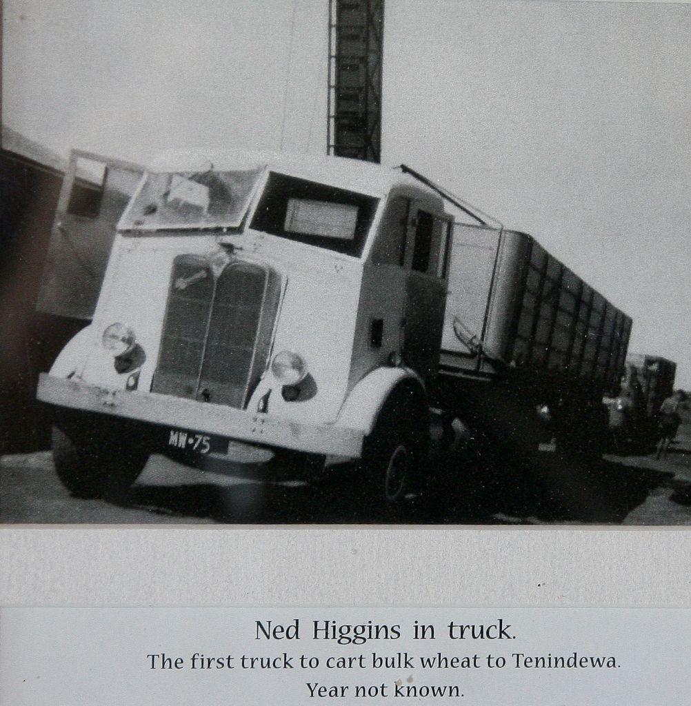 Ned Higgin%27s Truck