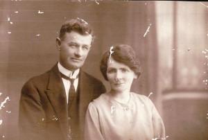 Norman & Marjorie Fry