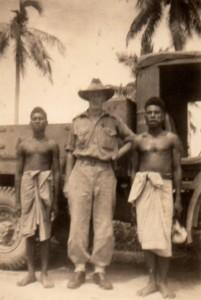 Rob in New Guinea