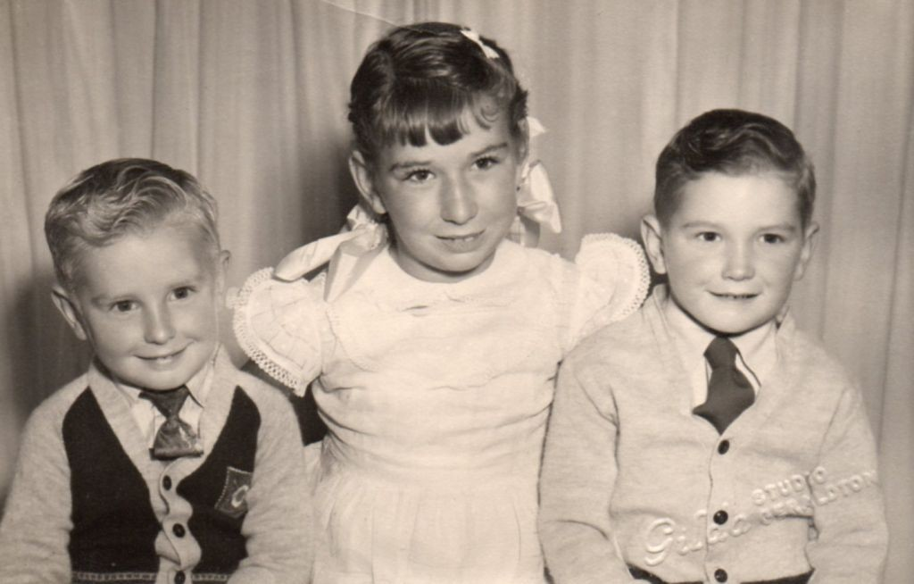 Brian, Joan and Kevin