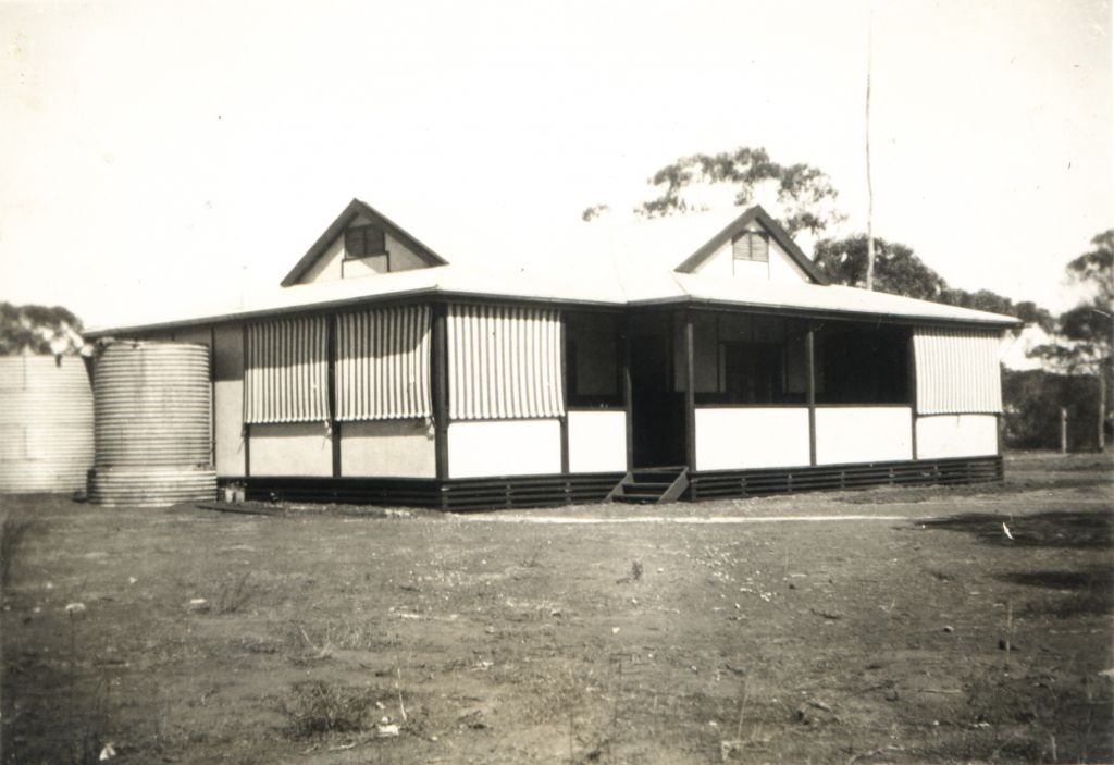 Kooyong House from north-east