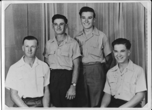 Olman Brothers: Vernon, Ralph, Lindsay Laurie