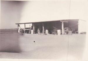 Wattle Grove shed 1938