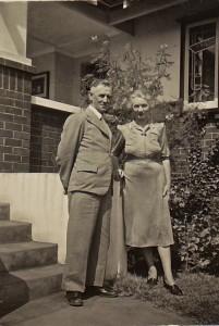 Richard Dunkin and wife, Eva (nee Stafford)
