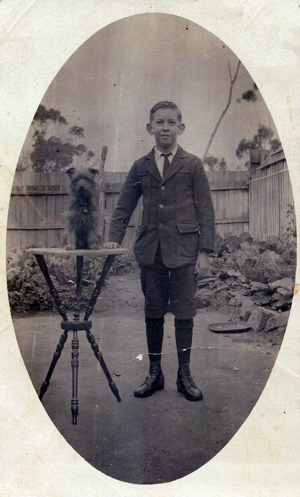 Tom in Balaclava, Victoria